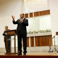 Pastor Cláudio José Farias de Souza - 2010 a data atual