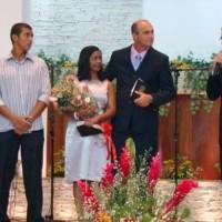 Pastor Eli da Silva laeber - 2008 a 2010