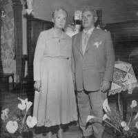 Pastor Joaquim Rosa e sua esposa Alice Rosa - 1928 a 1957