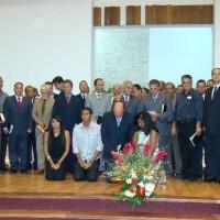 Culto de Posse do pastor Cláudio José Farias de Souza