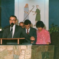 Culto de Posse do Pastor José Maria de Souza
