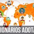 Missionários adotados pela PIBSJM